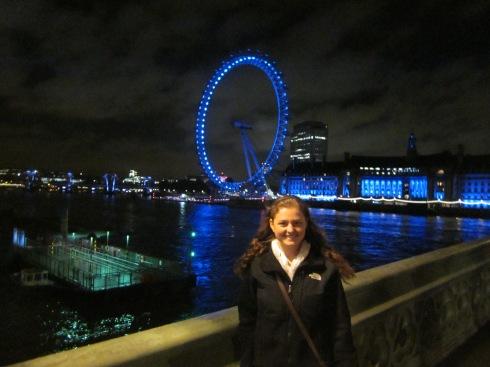 The London Eye!